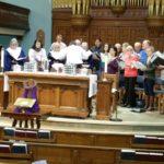 Choir Rehearsal March 5 2017