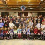 LOGOS Christmas 2017 group photo cropped
